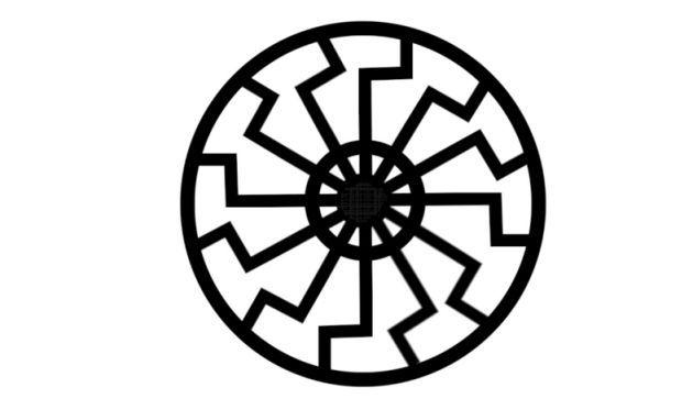 El 'sol negro' está relacionado con el misticismo nazi