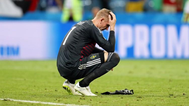 Alemania pide perdón a la selección sueca por la celebración del gol