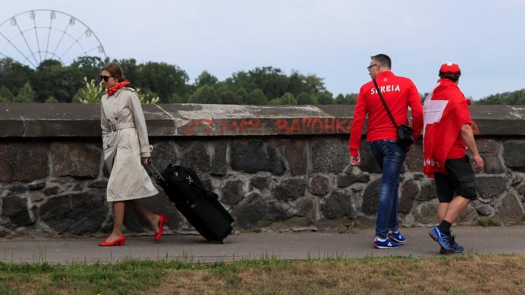 Kaliningrado, la sede con la historia más curiosa