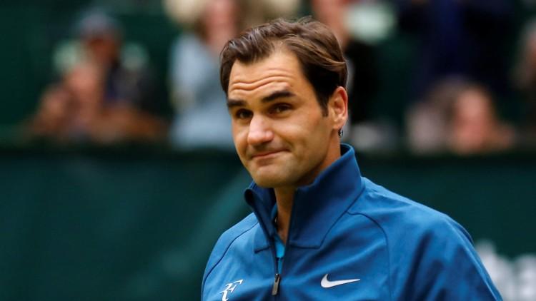 Federer cae en la final de Halle y Nadal recupera el número 1