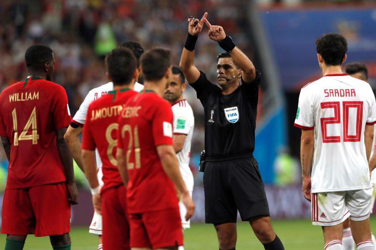 Portugal - Irán: Portugal pierde el liderato del grupo en el último momento