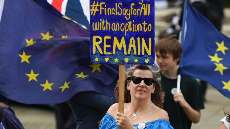 Brexit, dos años de incertidumbre