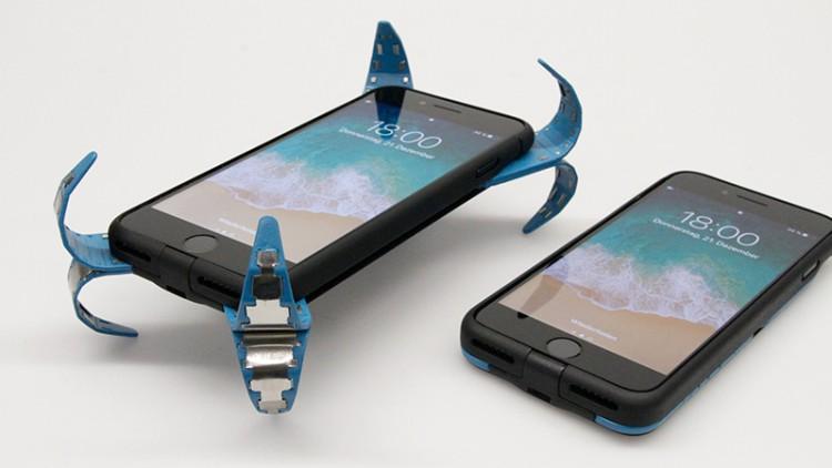 La revolucionaria funda que salvará la pantalla de tu móvil ante cualquier caída
