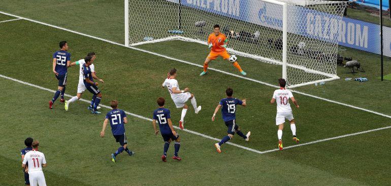 Japón está en octavos pese a perder contra Polonia en la tercera jornada del grupo H.