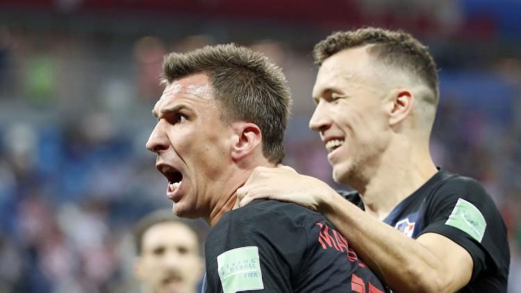 El mejor Schmeichel no consigue frenar a Croacia