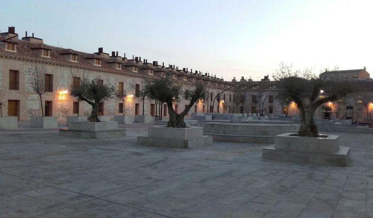 Plaza España de San Fernando de Henares