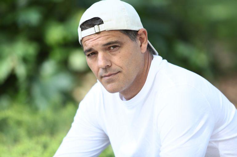 El presentador de 'Wild Frank', Frank Cuesta.