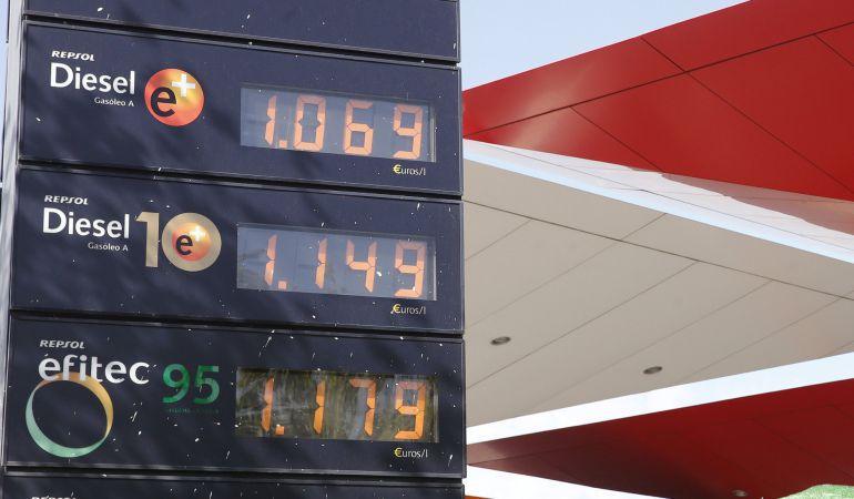 Adiós al diésel y la gasolina 95: se aproximan cambios en el etiquetado.