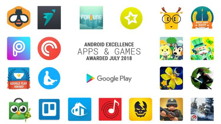 Estas son las mejores aplicaciones y juegos de Android, según Google