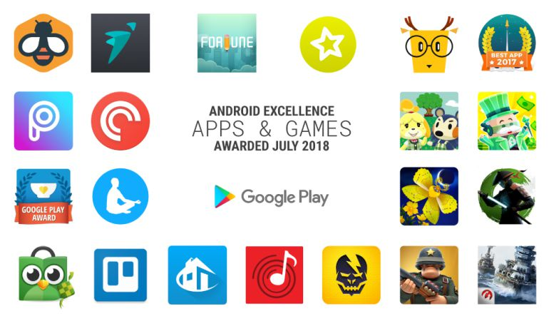 Android revela las mejores apps y juegos para Android.