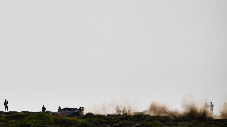 Muere un espectador arrollado en un rally en Pontevedra