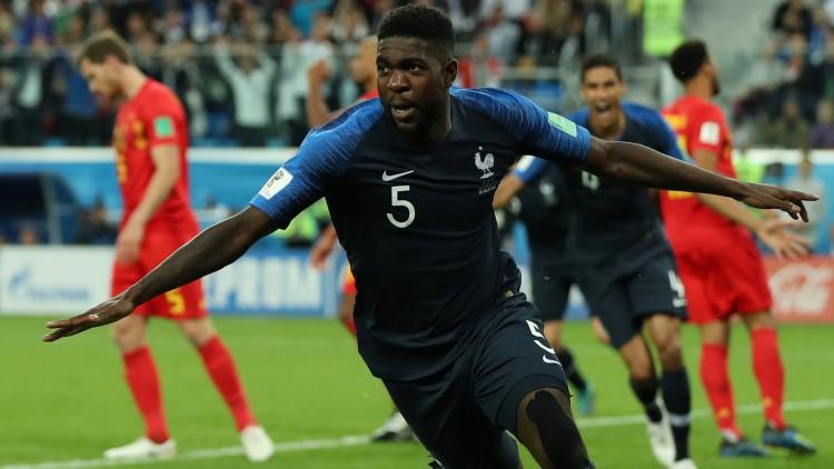 Francia, primer finalista del Mundial
