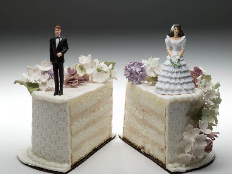 Un estudio afirma que las parejas que más gastan en la boda son más propensas a divorciarse.