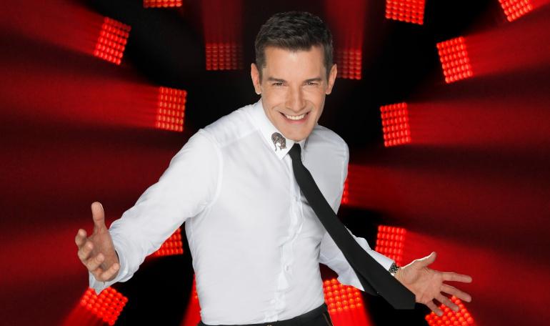 Jesús Vázquez, presentador de Telecinco