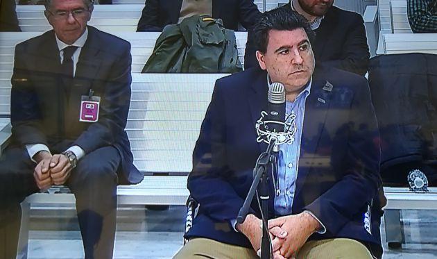 David Marjaliza confesó el chivatazo durante el juicio