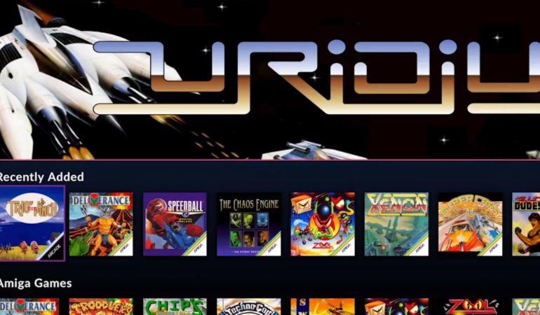 Así es 'Antstream', la plataforma en streaming de videojuegos retro