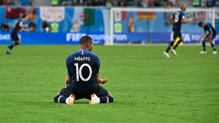 La pancarta del Mundial que ha enamorado a los seguidores del Atlético