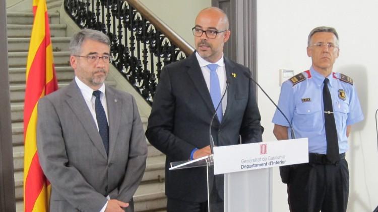 Miquel Esquius, nuevo jefe de los Mossos d'Esquadra