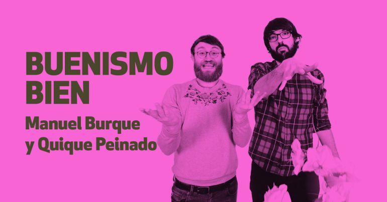Manuel Burque y Quique Peinado se incorporan este verano a la programación de la SER