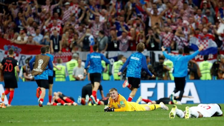Mandzukic mete a Croacia en la final