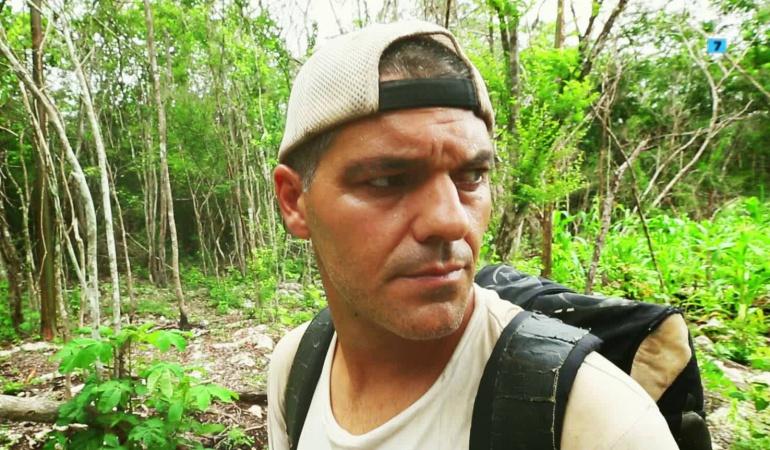 Frank Cuesta en el programa 'Wild Frank'