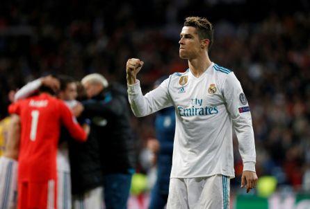 Cristiano Ronaldo ha tenido otra temporada estratosférica con el Real Madrid
