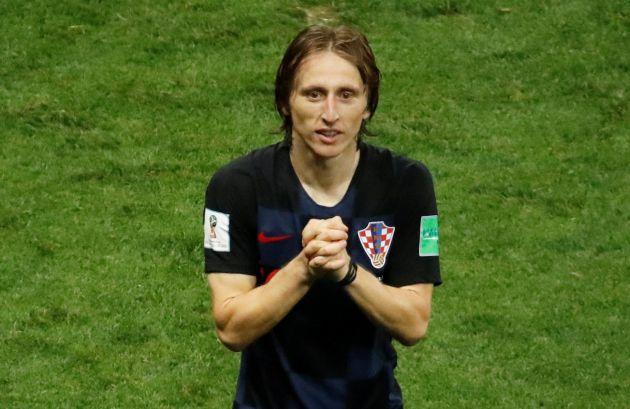 Modric está ante su gran oportunidad de hacerse con el Mundial, y optar al Balón de Oro