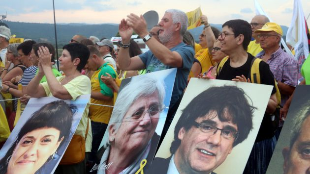 Alemania decide extraditar a Puigdemont por malversación y no por rebelión