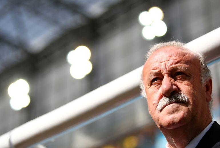Vicente Del Bosque, ex entrenador de la Selección española