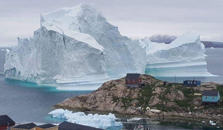 Amenaza silenciosa: un pueblo de Groenlandia, en peligro de desaparecer