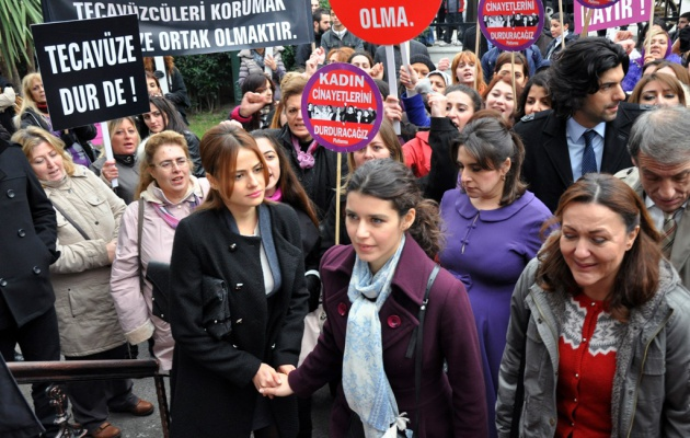 Beren Saat es Fatmagül en la telenovela turca