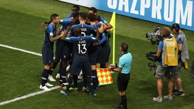 Francia vuelve a dominar el mundo