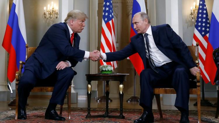 Directo | Rueda de prensa conjunta de Vladimir Putin y Donald Trump