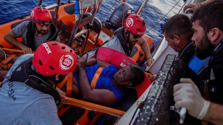 """Marc Gasol participa en un rescate en el Mediterráneo: """"Es inhumano, criminal"""""""