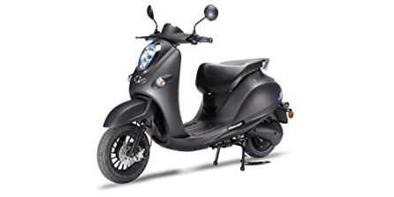 La scooter Blu One 2000s