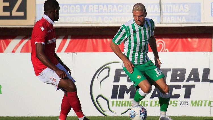 Joaquín le pedirá a La Liga que le pongan en su camiseta 'Hulio'