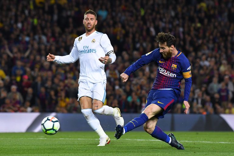 Ya hay fechas para el clásico español entre Real Madrid y Barcelona