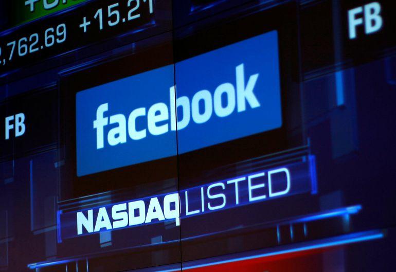 Pierde Facebook más de 110 mil mdd en minutos