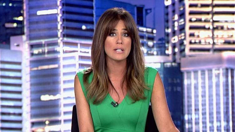 El detalle que ha ocultado Isabel Jiménez a los espectadores durante el último informativo