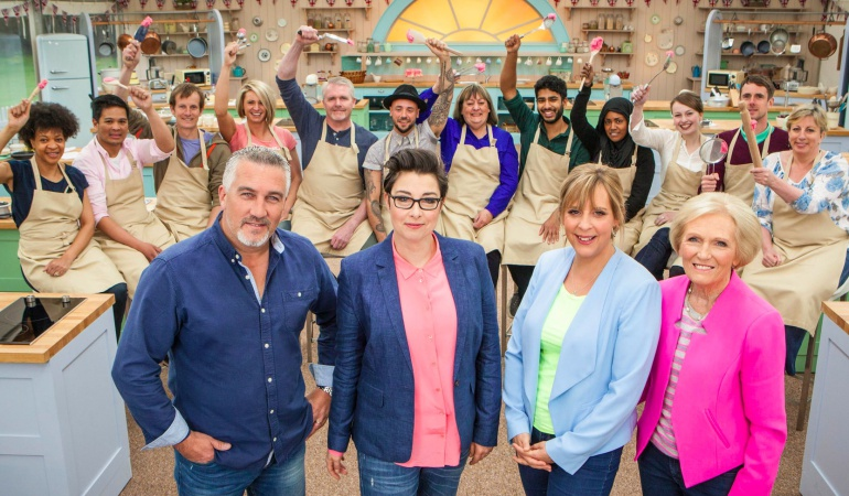 Mediaset España adaptará para Telecinco el concurso 'The great British Bake off'