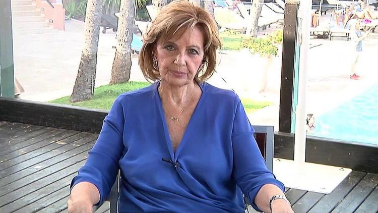 María Teresa Campos aclara su futuro en televisión: Nadie me ha oído decir que me quiero jubilar