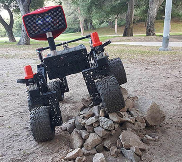 La NASA publica una guía para que construyas tu propio robot 'rover'