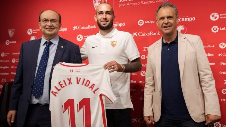 El Sevilla estudia presentar una reclamación por alineación indebida si el Barça juega con más de tres extracomunitarios
