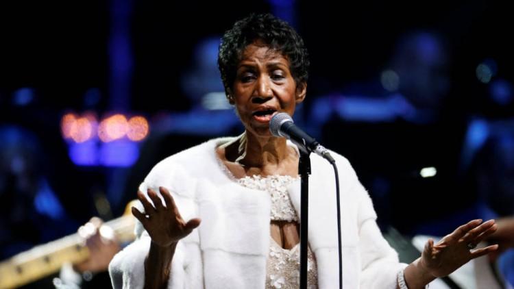 La cantante Aretha Franklin, en estado muy grave