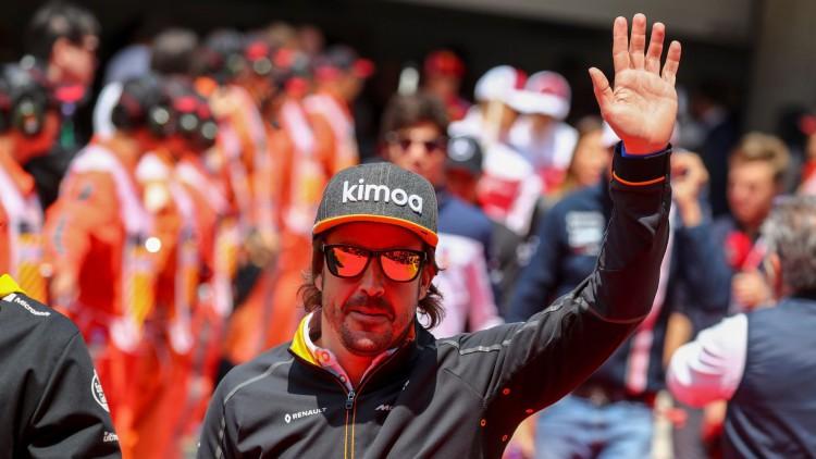 Fernando Alonso se despide de la Fórmula 1 para afrontar nuevos retos