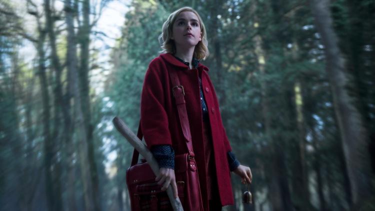 Primeras imágenes de la nueva 'Sabrina, cosas de brujas'