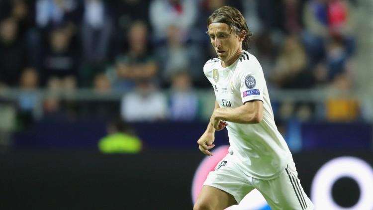 El Real Madrid denuncia al Inter por negociar con Modric