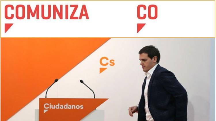 Ciudadanos se agarra a la vía judicial para seguir utilizando su logo
