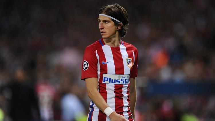 Filipe Luis quiere irse del Atlético de Madrid