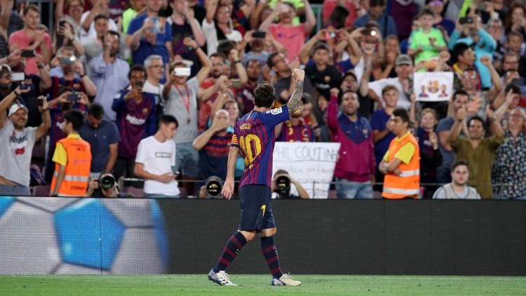 La magia de Messi es inagotable